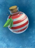 Peppermint Potion by joelhustak