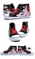 Bobsmade_Rockabilly Chucks by Bobsmade