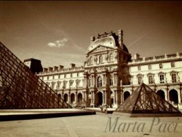 Louvre by MartaPaci