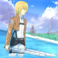 ffx, armin edition by Ansemaru