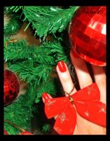 x-mas touch by ad-shor