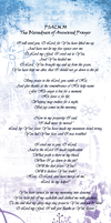 Psalm 30 by AngelLover89