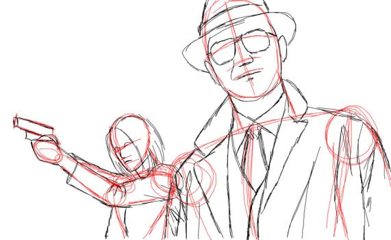 The Blacklist WIP 1 by theant4