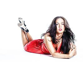 MEGAN FOX HDR by zabala15