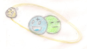 What goes on in a heavy hydrogen atom by ToxicWyvern