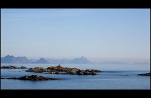 Lofoten Blue 2 by flemmens