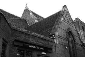 Colchester Arts Centre by angelwillz