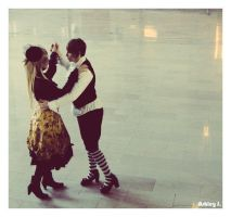 Waltzing Away by 10thMuse