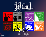 The Greater Jihad by DigitallyDestined