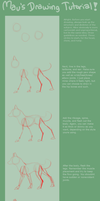 Simple Wolf Tutorial by Mauston-girl