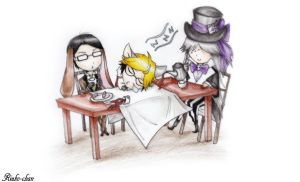 Mad Tea party by Riuko-chan