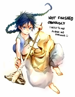 Aladdin is not finished by Shumijin