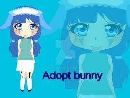 Bunny for adopt open by nika589