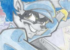 Sly Cooper by sharny93