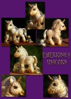 Emerring's Unicorn by wylf