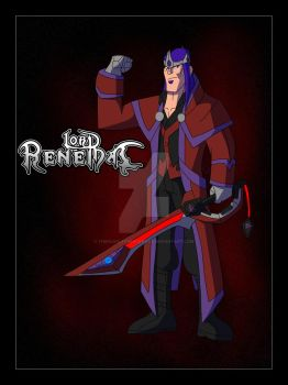 KHOC: Lord Renemac (HEAVY REDUX!) by TheScarletMercenary