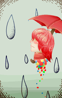 _-*It's Raining Again*-_ by PixelNuggets