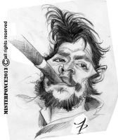 Che by misterponce