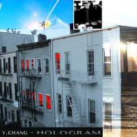 Y.Chang - Hologram artwork by The-H-Person