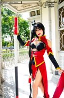 Litchi elegance by DarkTifaStrife
