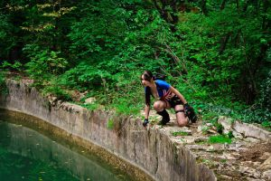 Lara Croft - welcome to Paradise by TanyaCroft