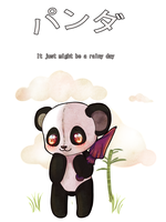 Panda Design by FluffehButt