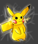 [Pokemon] - Pikachu by eevee2glaceon09