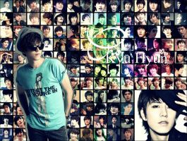 Cho Kyu-Hyun Wallpaper by SNSDLoveSNSD