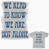 Read Tee by BiteMeFox