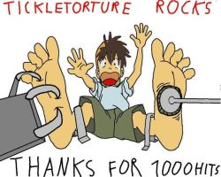 tickle torture rocks by Phuram