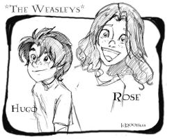 Weasleys- DH - HP by lberghol