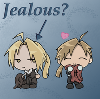 FMA - Jealous by tacokisses