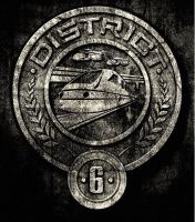 District 6 Seal by CaptainIggy