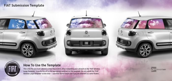 FIAT contest submission - heavenly kiss by ilura-menday-less