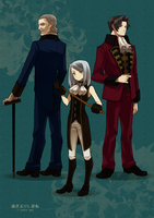 Ace Attorney Investigations by tsumoi