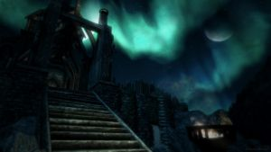 Blue Moon over Dragonsreach III by Solace-Grace