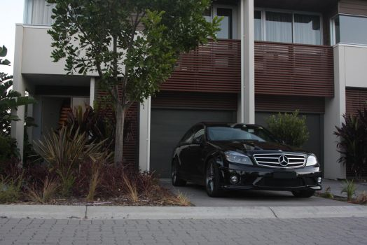 C63 Front House by Camski