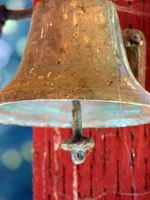 Old bell by PhotographyFace