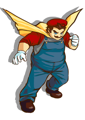 Mario by HHubs