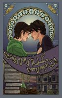 Morganville - Claire x Shane Poster by jeminabox