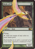 Birds of Paradise Altered mtg by eddy-pochy