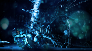 Aliens Meet Dead Space by Robogineer