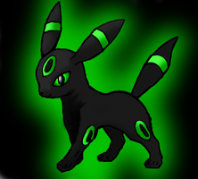 neo the umbreon by omegaproductions