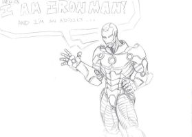 I AM IRONMAN... by StarWarsGURU