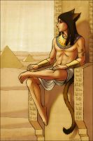 TIM, GUARDIAN OF THE NILE by Eldanis