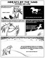 Horses of the Sand - page 1 by agra19