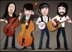 Avett Brothers Unfinished by nutkitty