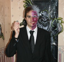 Two-Face Halloween Photo by Spider-Matt