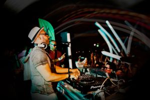 DJ Roger Sanchez in Miami 2012 by Kitty-of-Troy