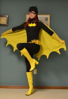 DCU - Batgirl by Possessed-Puppet